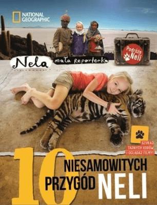 10 niesamowitych przygód Neli. - Nela - Książki Książki dla dzieci