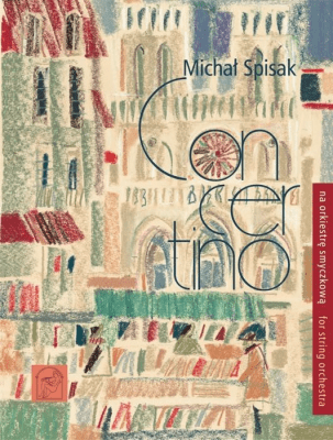 Concertino - Michał Spisak - Książki Poradniki i albumy