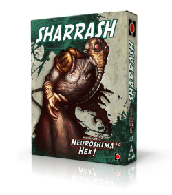 Sharrash. Neuroshima Hex 3.0