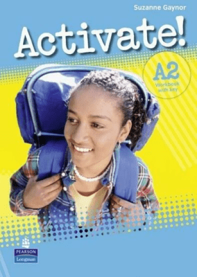 Activate A2 WB with key PEARSON - GaynorSuzanne - Książki Podręczniki do szkół podst. i średnich