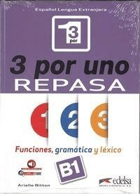 3 por uno poziom B1 Podręcznik - BittonArielle - Książki Książki do nauki języka obcego