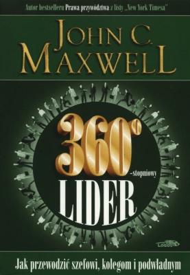 360 stopniowy lider - MaxwellJohnC. - Książki Poradniki i albumy
