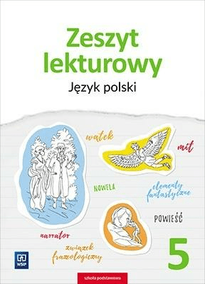 Jpolski Sp 5 Zeszyt Lekturowy Wsip