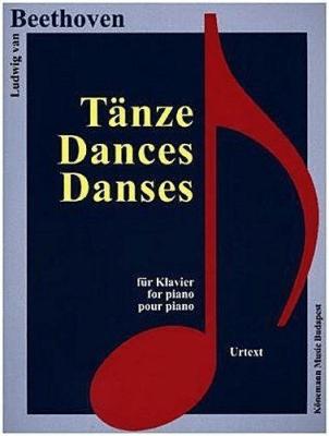Beethoven. Tanze fur Klavier - praca zbiorowa - Książki Podręczniki do szkół podst. i średnich
