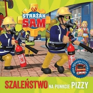 Strażak sam bajka dla dzieci