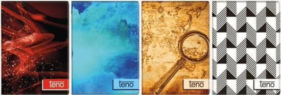 Kalendarz 2020 Notesowy TENO IMPRESS TELEGRAPH - Telegraph - Książki Kalendarze, gadżety i akcesoria