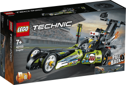 LEGO® Technic. Dragster. 42103.