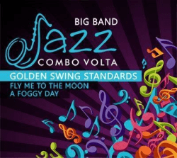 Golden Swings Standards. Jazz Combo Volta CD