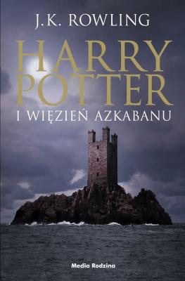Harry Potter 3 Więzień Azkabanu BR w.2017 - RowlingJ.K. - Książki Książki dla młodzieży
