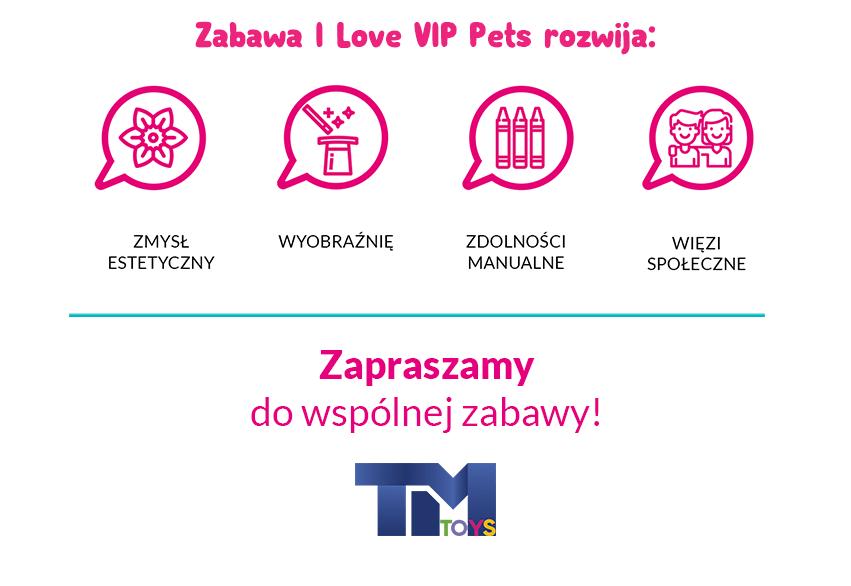 VIP Pets - figurki pieski niespodzianki