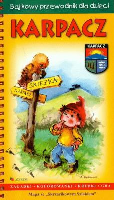 Bajkowy przewodnik dla dzieci Karpacz - NienartowiczMaria - Książki Historia, archeologia
