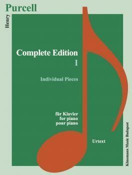 Purcell. Complete Edition I Suiten fur Klavier - Opracowaniezbiorowe - Książki Poradniki i albumy