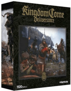 Puzzle Kingdome come: Deliverance - Pogrom 1500