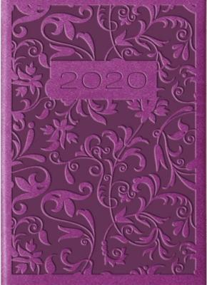 Kalendarz 2020 Tygodniowy A7 Vivella Filoet 01T16 - Lucrum - Książki Kalendarze, gadżety i akcesoria
