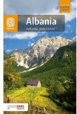 """Albania. Bałkański """"Dziki Zachód"""" w.3 - OtrębaMateusz - Książki Mapy, przewodniki, książki podróżnicze"""