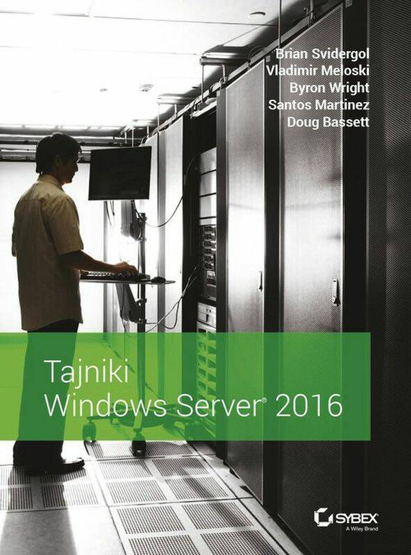 Tajniki Windows Server 2016.