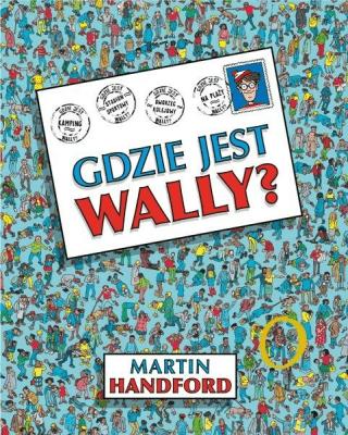 Gdzie jest Wally? - HandfordMartin - Książki Książki obcojęzyczne
