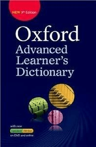 Oxford Advanced Learner's Dictionary 9E+ DVD TW