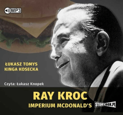 CD MP3 RAY KROC IMPERIUM MCDONALDS