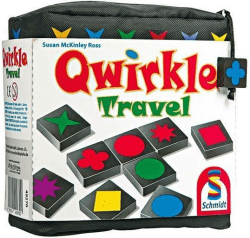 Qwirkle. Travel.
