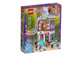 LEGO Friends. Atelier Emmy. 41365.