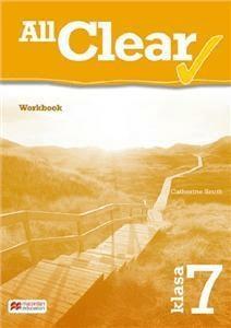 All Clear. Klasa 7. Workbook. Zeszyt ćwiczeń. - SmithCatherine - Książki Podręczniki do szkół podst. i średnich