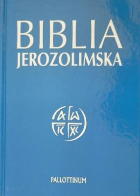 Biblia Jerozolimska - Opracowaniezbiorowe - Książki Religioznawstwo, nauki teologiczne