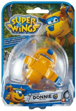 Super Wings Pojazd - Donnie blister