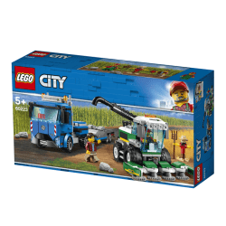 LEGO City. Transporter kombajnu. 60223.