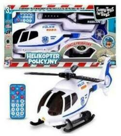 Helikopter policyjny Toys For Boys