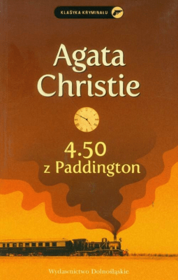 4.50 z Paddington. Tom 7. - ChristieAgatha - Książki Kryminał, sensacja, thriller