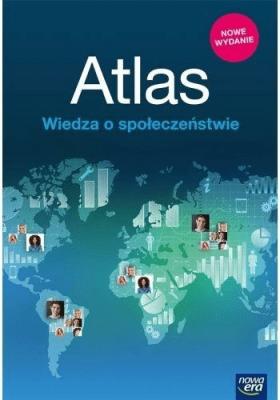 Atlas. Wiedza o społeczeństwie. Nowe wydanie. - Opracowaniezbiorowe - Książki Podręczniki do szkół podst. i średnich