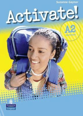 Activate A2 WB without key PEARSON - GaynorSuzanne - Książki Podręczniki do szkół podst. i średnich