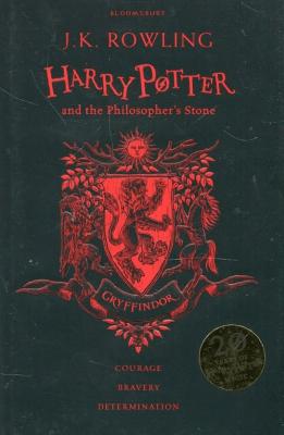 Harry Potter and the Philosopher's Stone Gryffindor - RowlingJoanneK. - Książki Książki obcojęzyczne