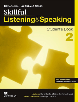 Skillful 2 Listening & Speaking SB + Digibook+ kod