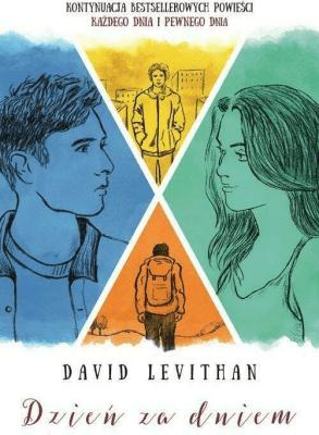 Dzień za dniem - LevithanDavid - Książki Książki dla młodzieży