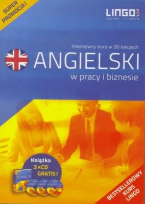 Angielski w pracy i biznesie - praca zbiorowa - Książki Książki do nauki języka obcego