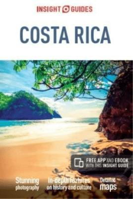Insight Guides. Costa Rica - Opracowaniezbiorowe - Książki Książki obcojęzyczne