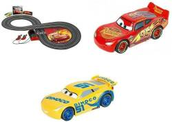 Carrera 1. First - Disney Cars 3 Auta