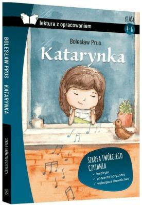 Katarynka z opracowaniem TW SBM - PrusBolesław - Książki Książki dla młodzieży