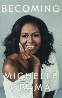 Becoming - ObamaMichelle - Książki Książki obcojęzyczne