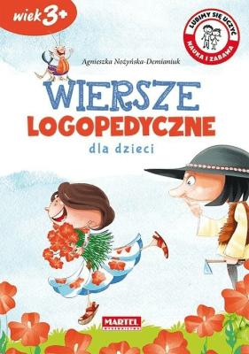 Wiersze Logopedyczne Dla Dzieci 3 Lubimy Się Uczyć Nauka I Zabawa