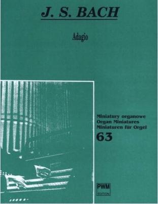 Adagio z Toccaty, Adagio i Fugi C-dur, BWV 564 PWM - BachJohannSebastian - Książki Podręczniki do szkół podst. i średnich