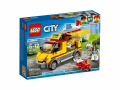 LEGO® City Great Vehicles. Foodtruck z pizzą. 60150.