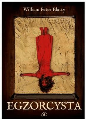 Egzorcysta - BlattyWilliamPeter - Książki Fantasy, science fiction, horror