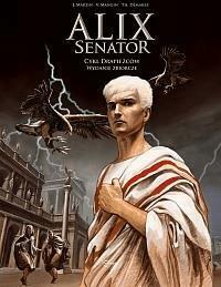 Alix Senator T. 1 Cykl Drapieżców. Wyd.zbiorcze - Valerie Mangin i inni - Książki Fantasy, science fiction, horror