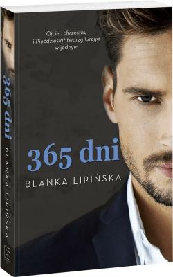 365 dni. - LipińskaBlanka - Książki Literatura obyczajowa, erotyczna