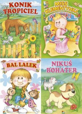 (131) Ks. do czytania - Sztywne strony - duża MIX - praca zbiorowa - Książki Książki dla dzieci