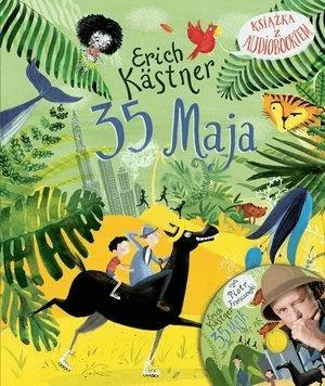 35 maja (wersja limitowana - książka + audiobook) - KastnerErich - Książki Książki dla dzieci