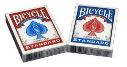 Karty do gry. Bicycle Standard 2 talie.